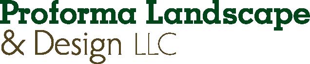 Proforma Landscaping